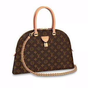 100% Authentic Louis Vuitton Moon Alma Bag